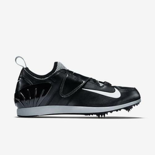 New Sz 15 Men's Nike Zoom PV II Pole Vault Spikes shoes Black 317404-002