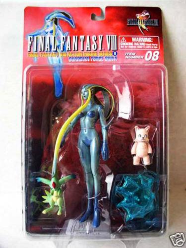 Final Fantasy VIII SHIVA Farbe FIGUR NEU OVP + RAR