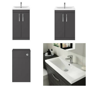 Fantastic Details About Modern Bathroom Vanity Unit Basin Sink Unit 2 Door Storage Cabinet Furniture Glo Download Free Architecture Designs Grimeyleaguecom
