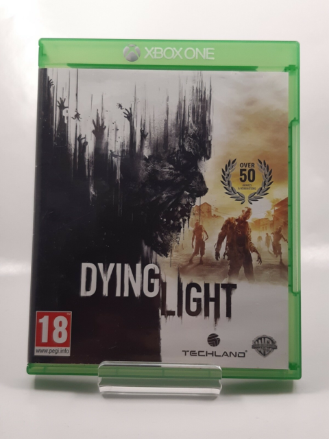 Dying light, Xbox One, til xbox one.  Uden manual.  Kan…