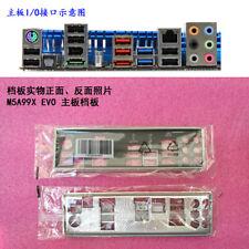 I//O Shield For backplate ASUS M4A88TD-V EVO /& M5A88-V EVO Motherboard Backplate
