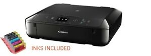 CANON PIXMA MG5750 All-in-One Wireless Inkjet Printer+INKS