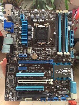 ASUS P8Z77-V LK Motherboard Intel Z77 LGA1150 DDR3 VGA DVI HDMI DP With a I//O