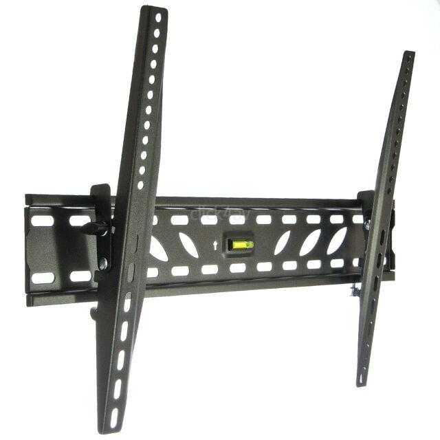 Slim Tilt TV Wall Mount Bracket VESA LCD LED 42 43 49 50 55 60 65 inch LP1146T