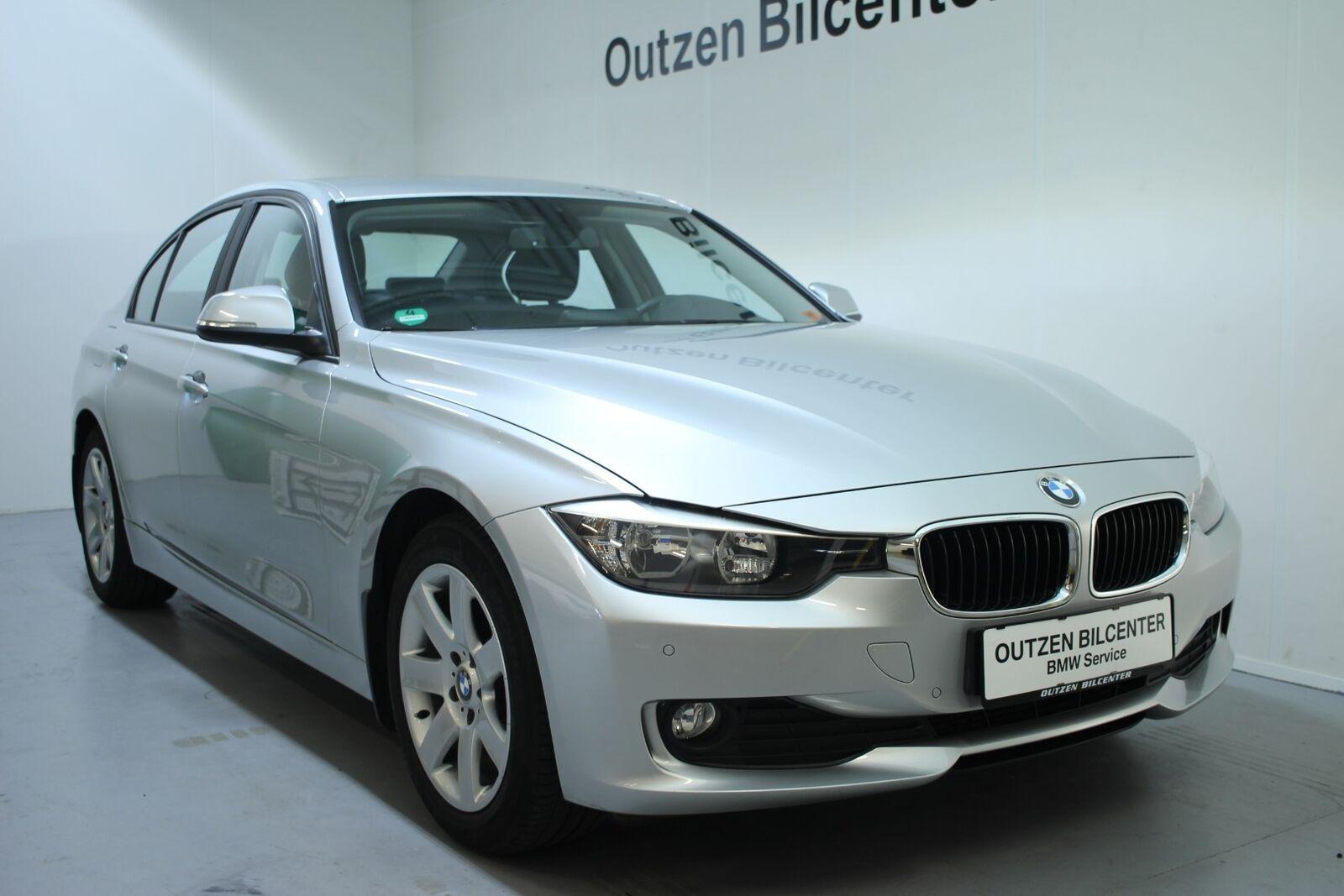 BMW 320d 2,0  4d - 199.800 kr.