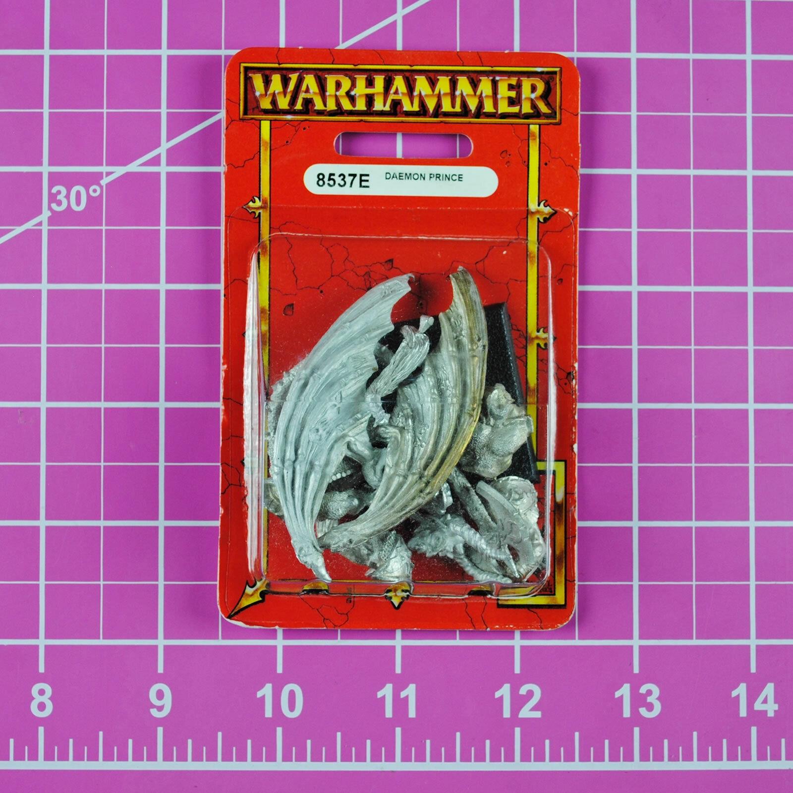 Warhammer Fantasy Chaos Daemon Prince NIB Metal - Rare OOP - GW Citadel Daemons