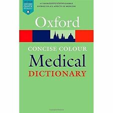 Concise Colour Medical Dictionary by Oxford University Press (Part-work (fascic…
