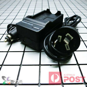 AC-Wall-Car-Battery-Charger-for-Nikon-EN-EL8-ENEL8-Coolpix-S50c-S51-S51c-S52s-S6