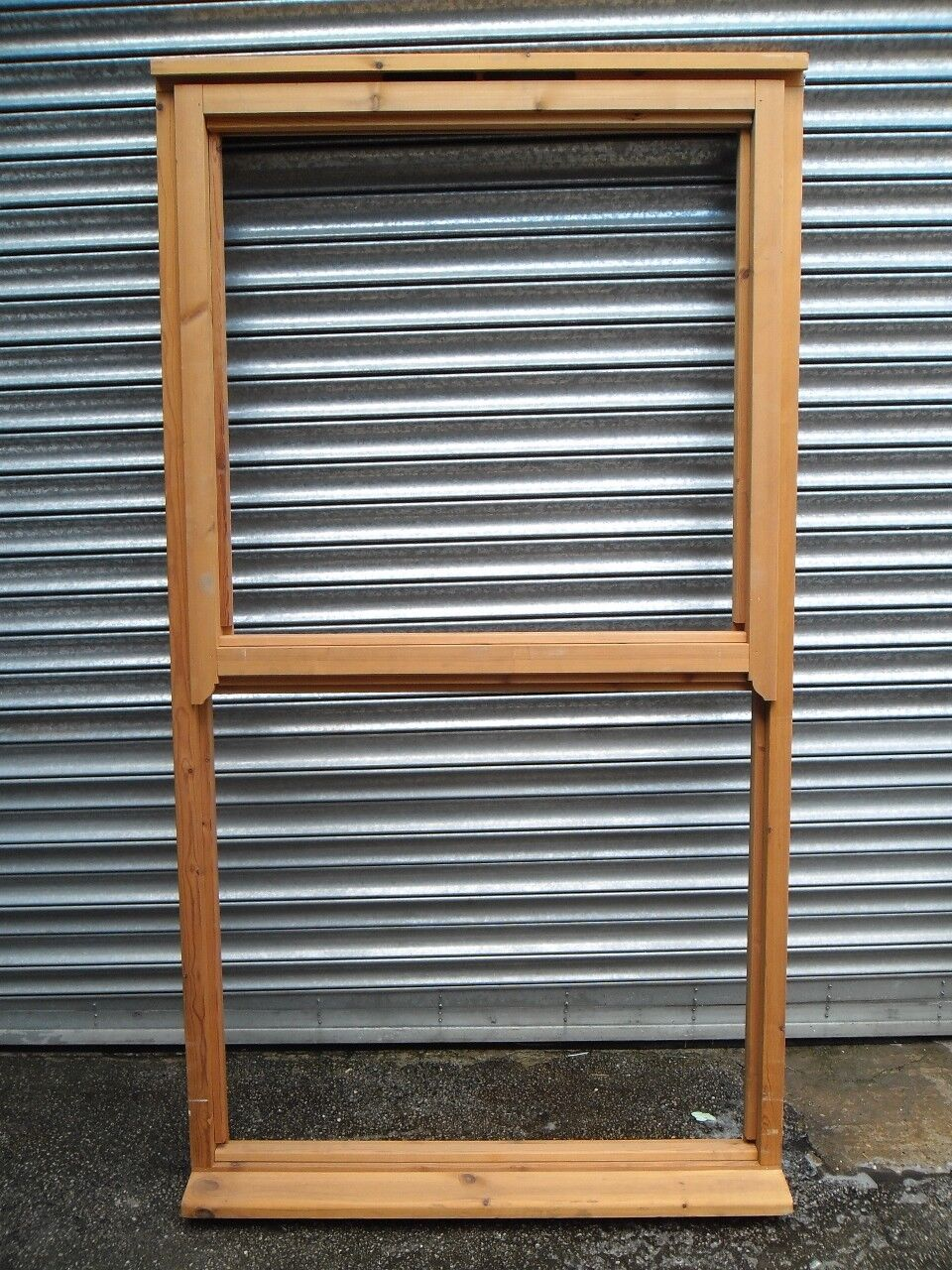 Holz Holz Mock Sash Regency Casement Fenster 1050x1935mm AUC1126 (1195x1495)