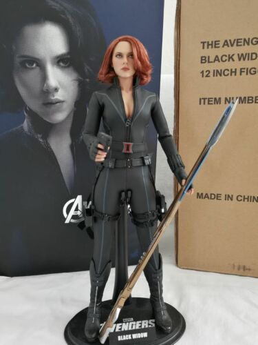 Hot Toys Black Widow aus The Avengers