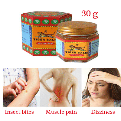 Asian golden balm ointment l aches and pain — 5