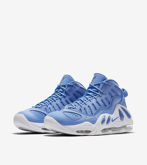 ce2dde2899 Nike Air Max Uptempo 97 as QS University Blue White 922933-400 Size ...