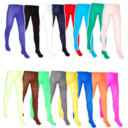 Girls Dance Tights One Size Many Colours Ballet Sports Childrens Dancing