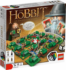 NEW LEGO THE HOBBIT An Unexpected Journey Board Game 3920 CHEAPEST ON EBAY