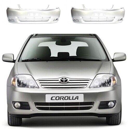 Toyota Corolla E12 2004-2007 vorne Stoßstange in Wunschfarbe lackiert NEU!