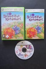 XBOX 360 : BEAUTIFUL KATAMARI - Completo, ITA ! Come nuovo !