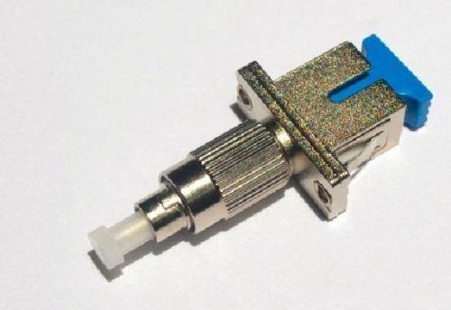 1PCS FC-SC male to female Hybrid fiber optical adapter #M1735 QL