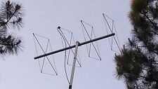 Cubical Quad Antenna for 2 meter 144/148 mhz. **4 ELEMENT**