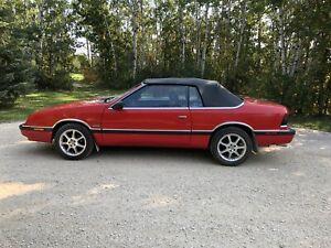 1989 Chrysler Le Baron
