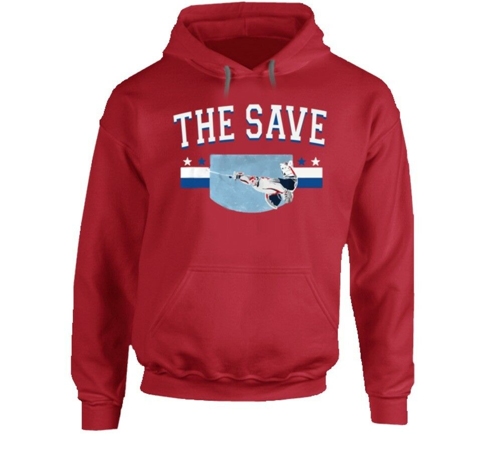 Braden Holtby Washington Stanley Cup The Save Cool Hoodie