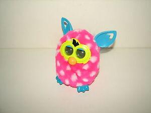 Hasbro Furby Boom Pink Polka Dot Interactive pet Toy