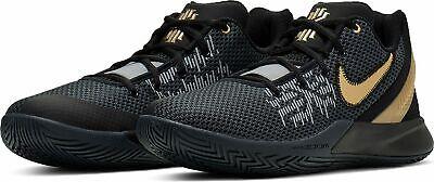 reputable site 7e4db 64374 Nike Kyrie Flytrap 2 Black/Gold II Kyrie Irving Basketball 2019 All NEW |  eBay