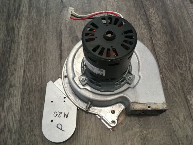 FASCO 7021-11063 Draft Inducer Motor 18M6701 Type 2U1B used FREE shipping  #M20