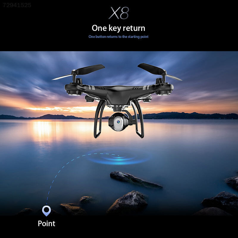 632A 2.4G 4CH 6 Axis 720P Drone Multicopter HD Camera Quadcopter Selfie