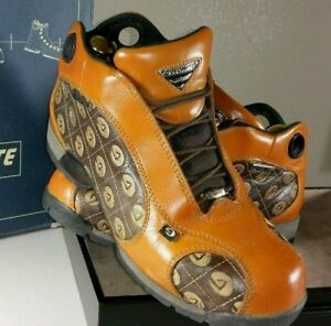e8279f4f94d Details about DOLOMITE HIKING TRAIL TREKKING BOOTS SIZE 9, DESIGNER BOOTS  STYLE 90s fashion