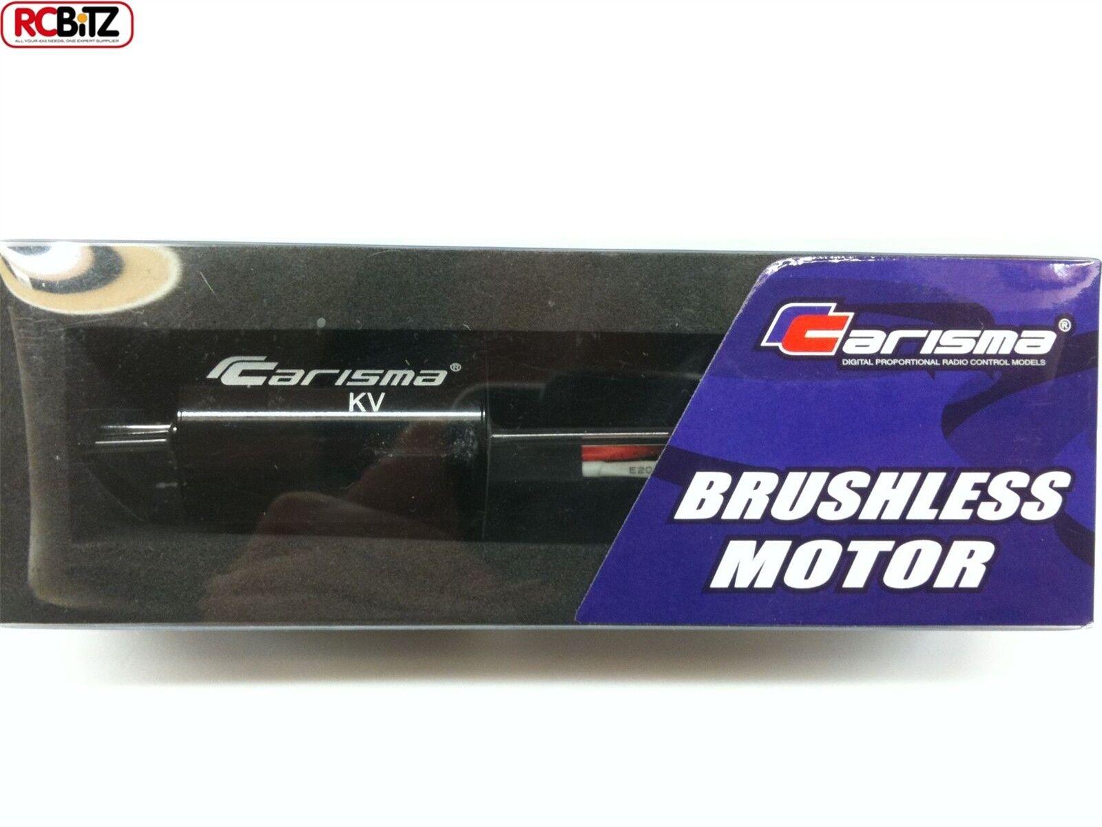 Carisma RC Brushless Motor 5700KV CA14980 GT14B  GT14 & M14 ESC Needed too