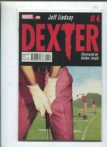 Dexter-4-Lindesay-Talajic-Marvel-Comics-New-Near-Mint-MD2