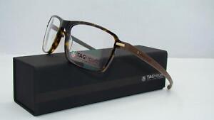 f919d3a9cd1c New In Box Tag Heuer TH 3952 003 REFLEX Tortoise Eyeglasses Frames ...