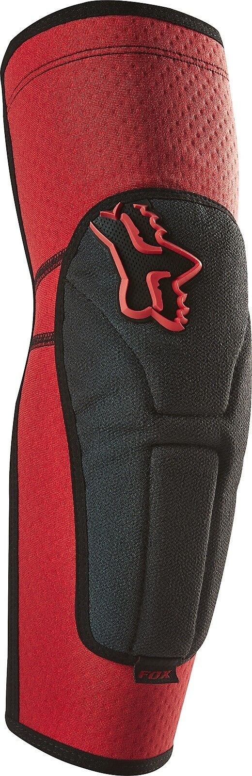 Fox Racing Launch Enduro Elbow Pad rosso