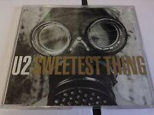 U2 Sweetest Thing CD 3 Track Single Mix B/w Twilight Live From Red Rocks MINT