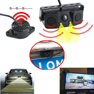 3-in-1-Car-Parking-Reversing-Sensor-Radar-Rear-View-Backup-Night-Vision-Camera
