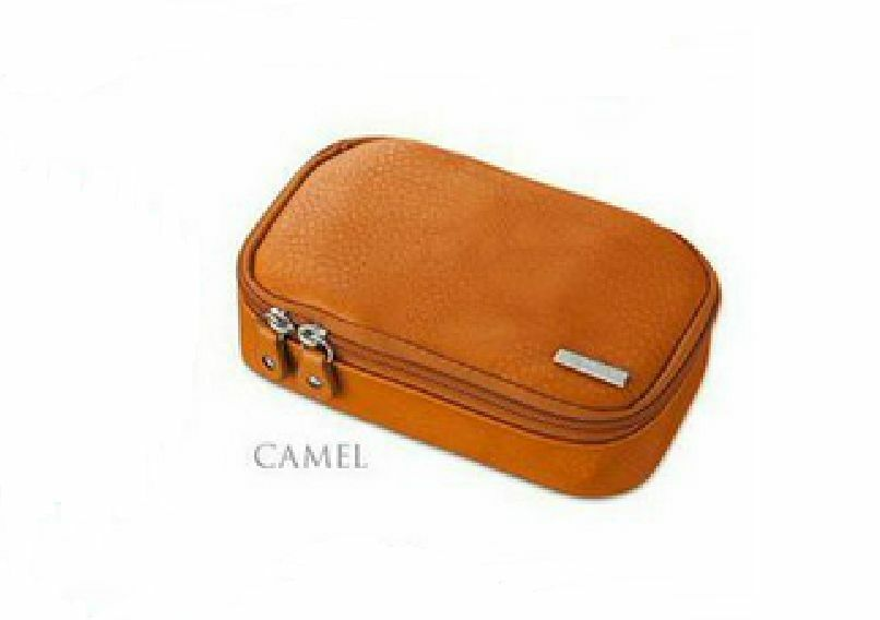 Cameo DUMP with Drop Sleeve Dart Case - Camel -