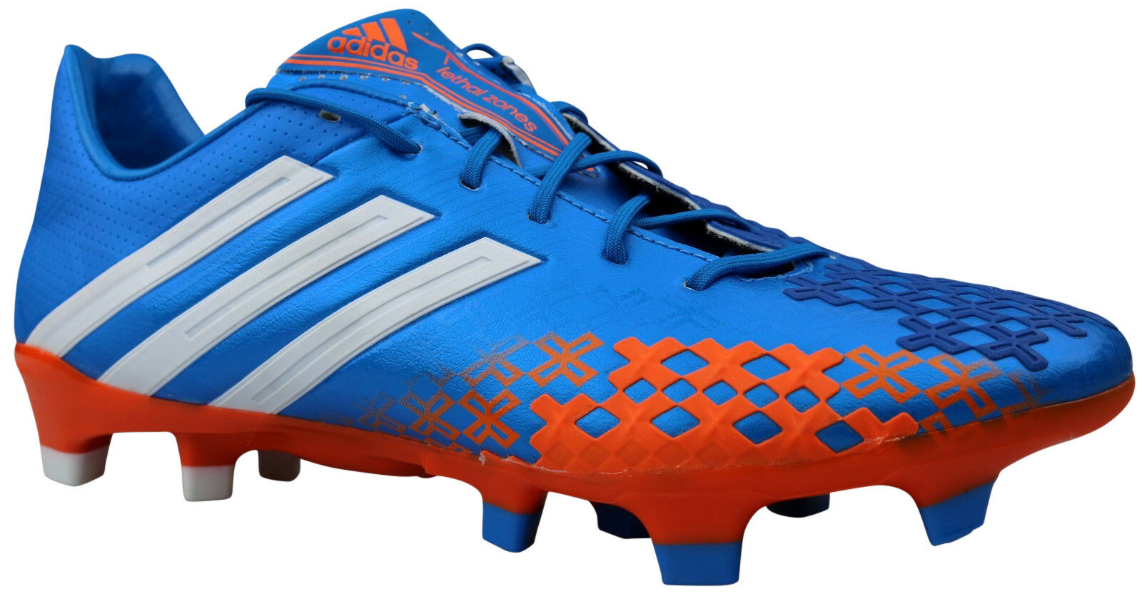 Adidas projoator lz trx fg botas de fútbol levas azul q21666 talla 39 & 40 nuevo embalaje original