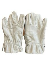 New Listingnew Pair Orr Insulated Cowhide Leather Drivers Glove Size Large L