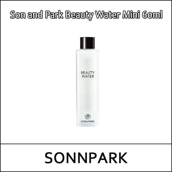 [SON & PARK] Son and Park Beauty Water Mini 60ml / Cleasing / Korea Cosmetic VS둘