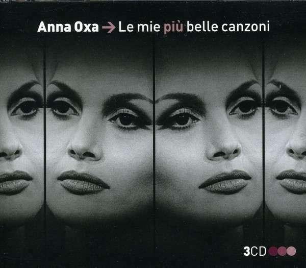 Le Mie Piu' Belle Canzoni [3 CD] - Anna Oxa 88697708382 COLUMBIA