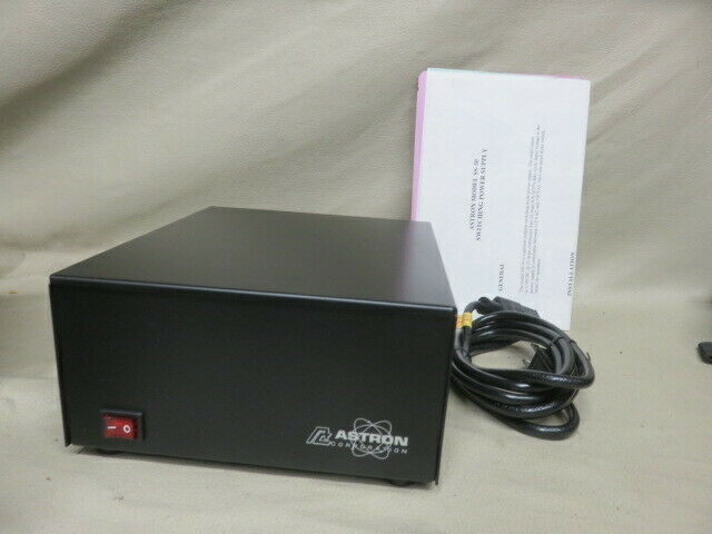 Astron ss-30 amp regulated switching power supply for ham cb radio. Available Now for 135.79