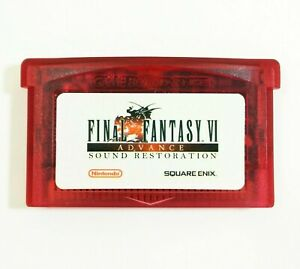 Final-Fantasy-6-VI-Advance-RESTORED-for-Nintendo-Gameboy-Advance-Custom-GBA