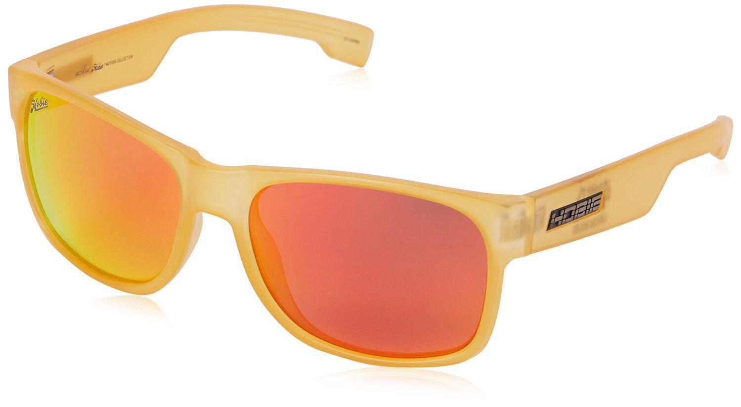 92f4389dee Hobie Dogpatch Polarized Sunglasses Satin Crystal Yellow Frame ...