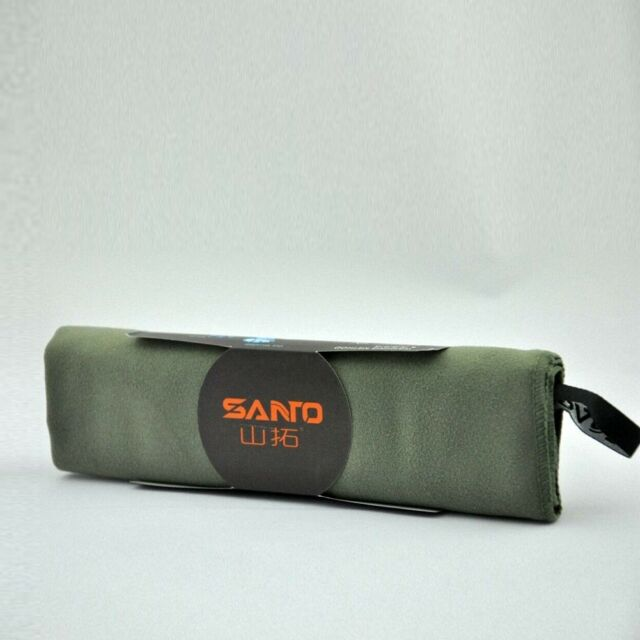 NEW SANTO Travel COOLMAX Microfiber Towel Outdoor Sports Quick Drying Towels