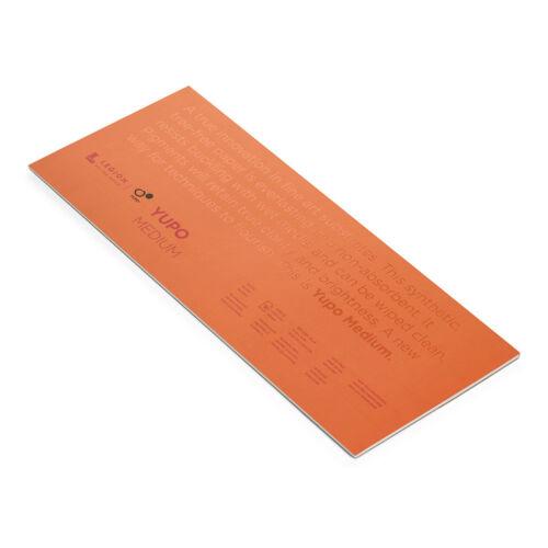 Yupo Polypropylene Pad Medium 74# 6x15