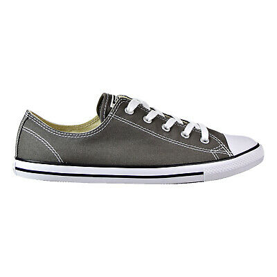 Converse Chuck Taylor All Star Dainty Ox Women's Shoes Charcoal 532353f | eBay