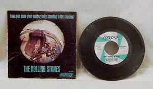 VINTAGE-45-RPM-VINYL-RECORD-ROLLING-STONES-HAVE-YOU-SEEN-MY-MOTHER-2