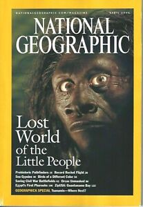 National-Geographic-Magazine-April-2005-Lost-World-of-the-Little-People