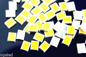 10-Stk-0-2W-highpower-smd-plcc2-2835-LEDs-purewhite-23Lm-smd-1210-3528W
