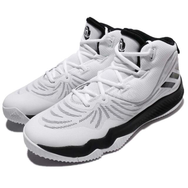 efb56b4b4083 adidas D Rose Dominate III 3 Derrick White Black Men Basketball Shoes CQ0204